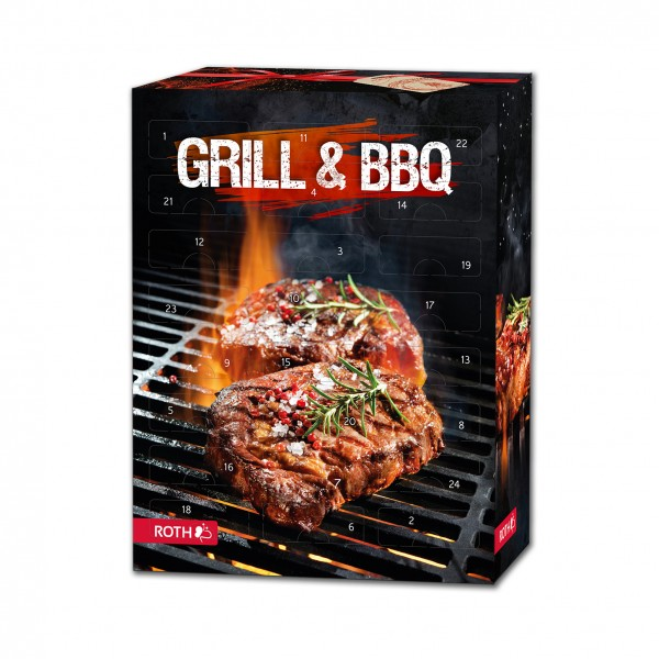BBQ-Adventskalender