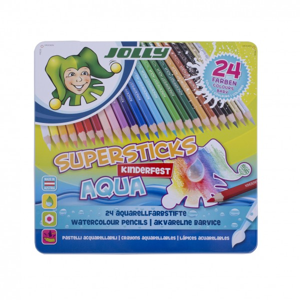 Jolly Supersticks AQUA 24er