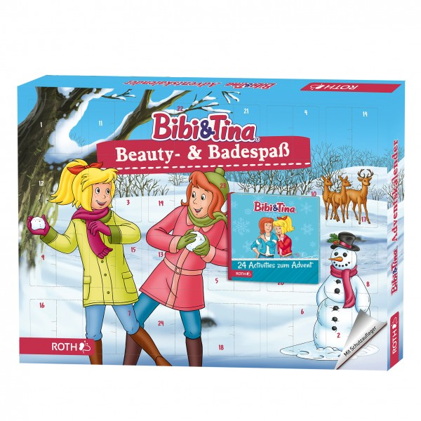 Bibi & Tina-Adventskalender