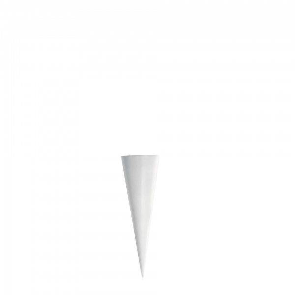 Rohling grau, ohne Verschluss, 35 cm, rund