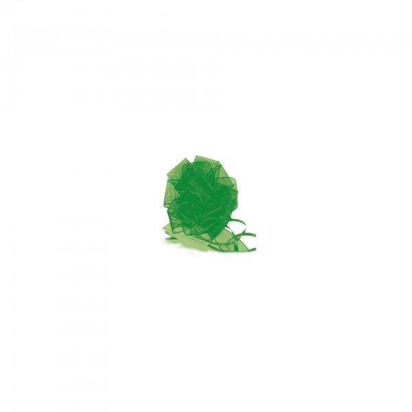 """Ziehschleife """"Rapid"""", Ø 13 cm, grasgrün"""