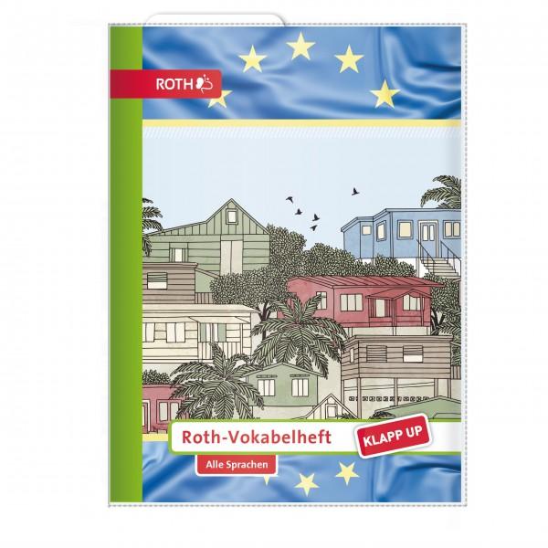 Roth-Vokabelheft Klapp-up Universal 1 - A5