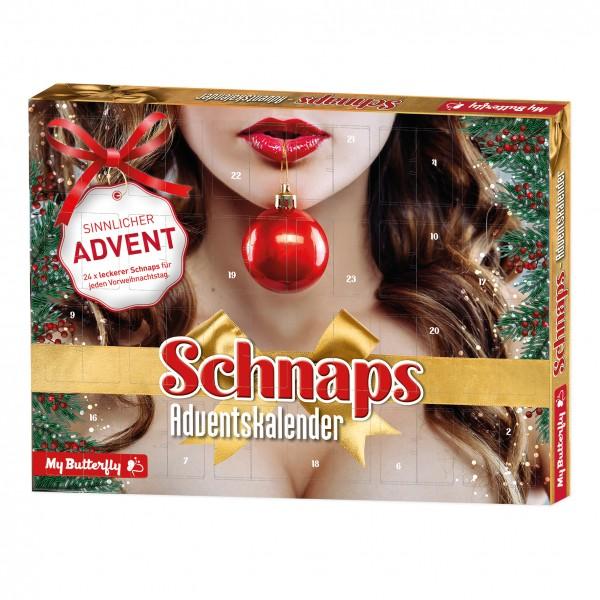 Schnaps-Adventskalender - Nur für Erwachsene