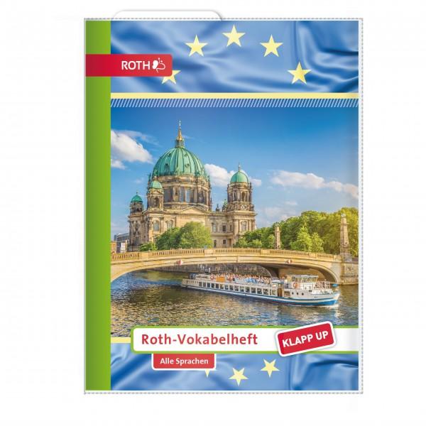 Roth-Vokabelheft Klapp-up Universal 2 - A5