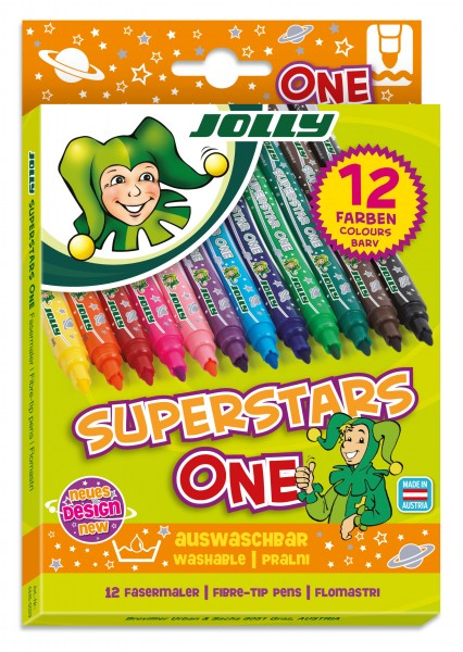Jolly Superstar ONE 12er