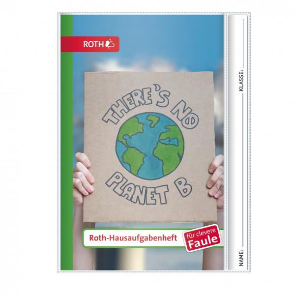 Roth-Hausaufgabenheft Earth für clevere Faule - A5