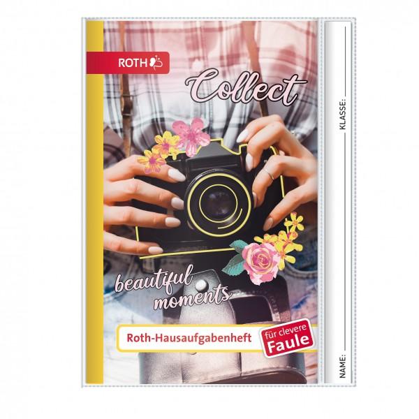 Roth-Hausaufgabenheft Insta Girl für clevere Faule - A5