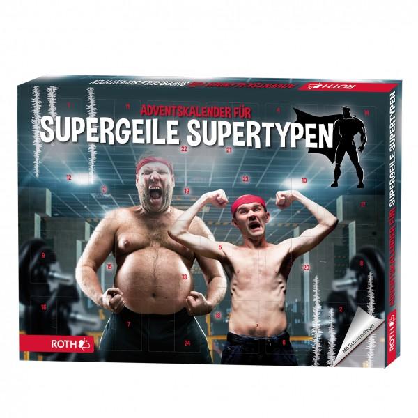 Supergeile Supertypen Adventskalender