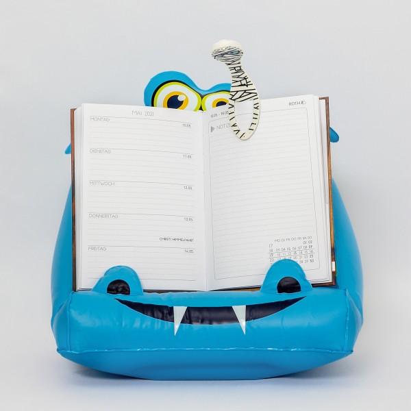 BookMonster air Blau