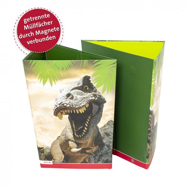 Papierkorb, Tyrannosaurus, 30,5x21,5x28 cm