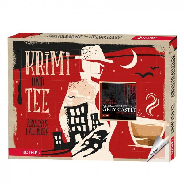Krimi & Tee-Adventskalender