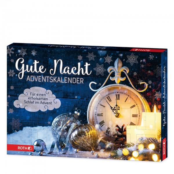 Gute Nacht-Adventskalender für 24 kleine Atempausen und traumhafte Nächte