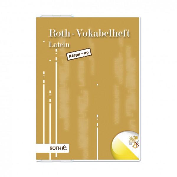 Roth-Vokabelheft Klapp-up Latein 3 - A5