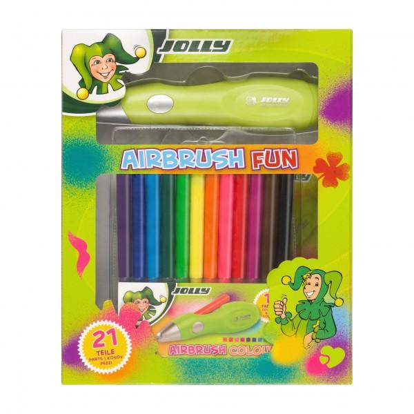 Jolly Airbrush Fun